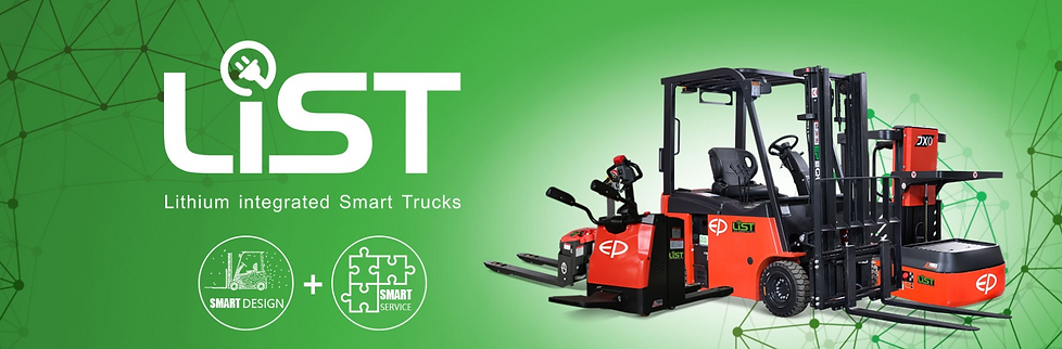 Lithium Ion Electric Forklift Sigapore