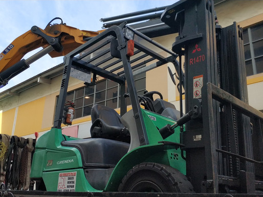 Tips to use a forklift safely (Singapore)