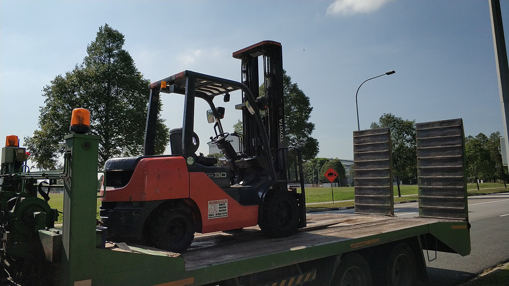 Best Forklift Rental Company In Singapore