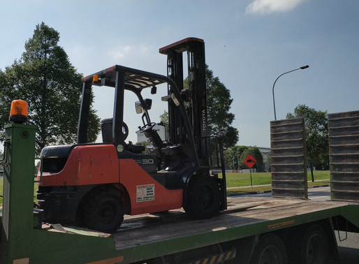 The Optimal Time to Replace your Forklift In Singapore