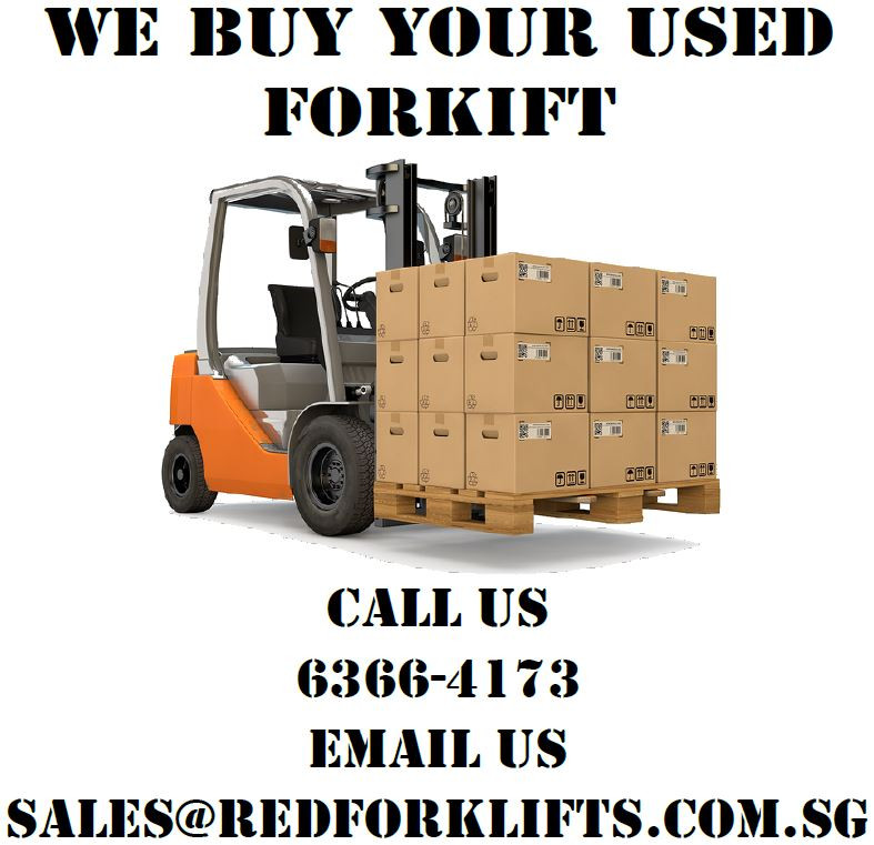 Buy used forklift singapore / Selling used forklift singapore