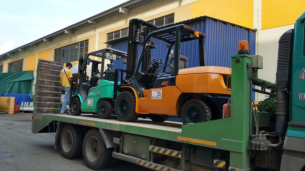 Forklift Rental Singapore