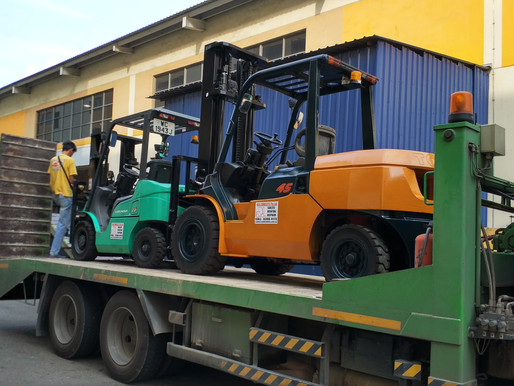 Looking For A Forklift In Singapore ? To Buy Or Rent ?