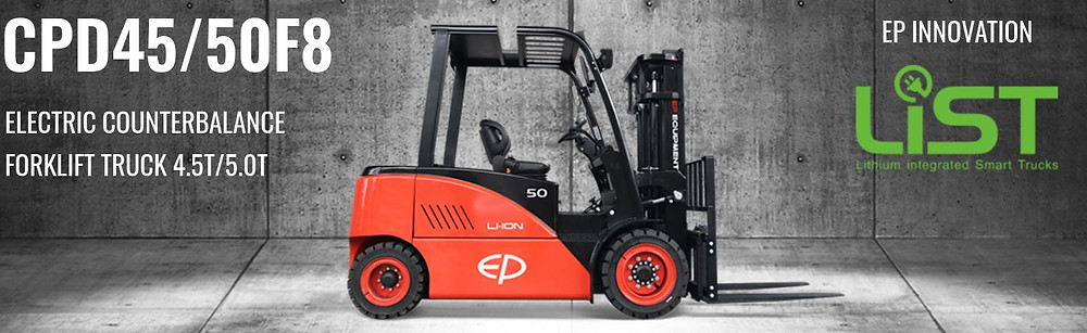 EP Forklift Singapore