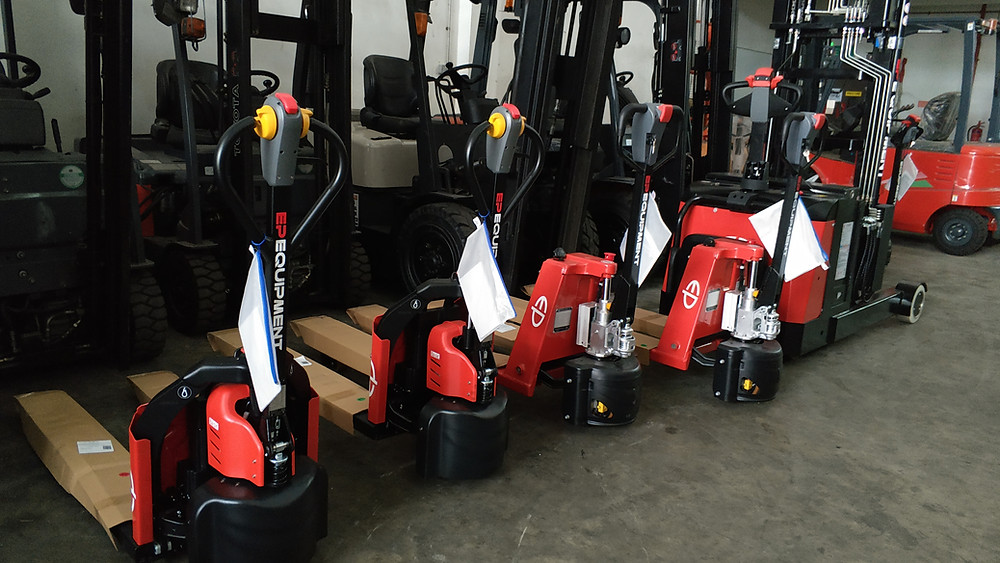Electric Pallet truck / Electric Stacker