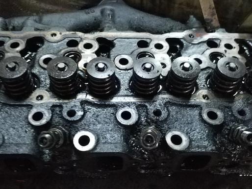 THE CASE FOR DIESEL FORKLIFT ENGINES