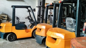 RENTING OR LEASING A FORKLIFT IN SINGAPORE ?