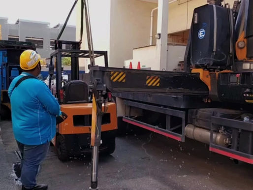 BENEFITS OF RENTING A FORKLIFT IN SINGAPORE