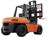 Toyota forklift 5 ton 6 ton 7 ton 8 ton 9 ton 10 ton