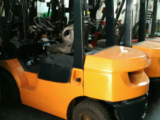 THE IMPORTANCE OF BEING WELL-INFORMED WHEN CHOOSING YOUR FORKLIFTS
