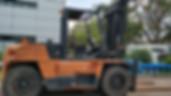 Toyota 10 ton diesel forklift