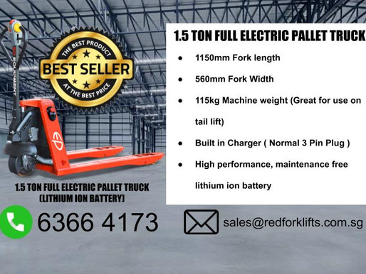 PALLET TRUCK SELECTION GUIDE