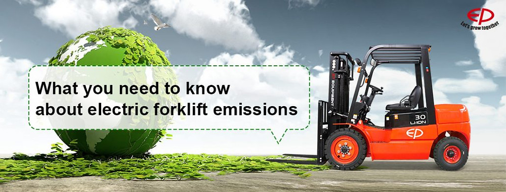 Electric Forklift Singapore