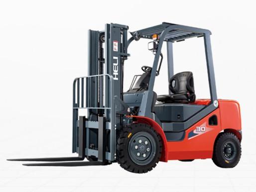 New HELI H Series Diesel Forklift