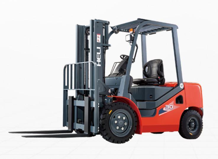 Heli Forklift Singapore