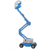 Articulated boomlift