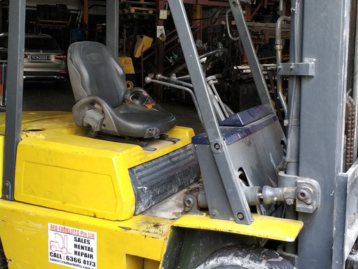 Time to Replace your Forklift ?