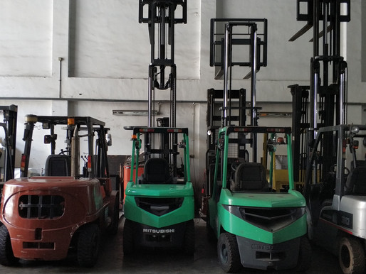 TOP FORKLIFT MANUFACTURERS YOU SHOULD BE USING