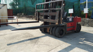7 ton diesel forklift rental