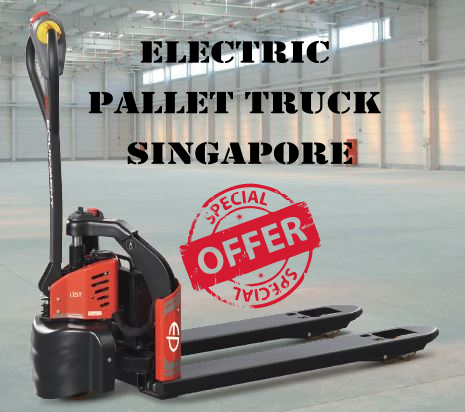 Electric Pallet Truck Singapore