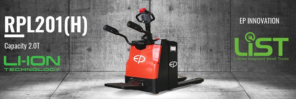 Ride On Electric Pallet Truck Singapore