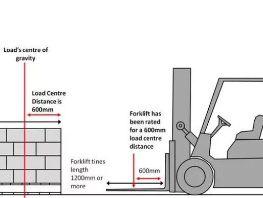 Understanding Diesel Forklift / Electric Forklift Load Center (Singapore)