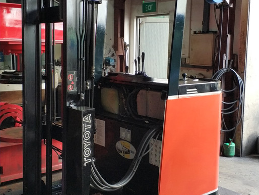 ELECTRIC FORKLIFT BENEFITS IN THE WAREHOUSE (SINGAPORE)