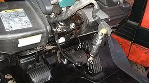 forklift steering repair singapore