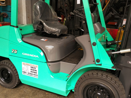 Will Forklifts Still be Around in the Warehouse of the Future?