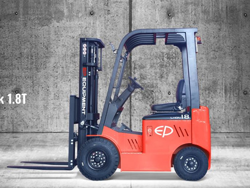EP EQUIPMENT EFL181 Entry-level Li-ion electric forklift truck 1.8T