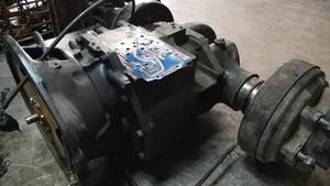 forklift transmission repair