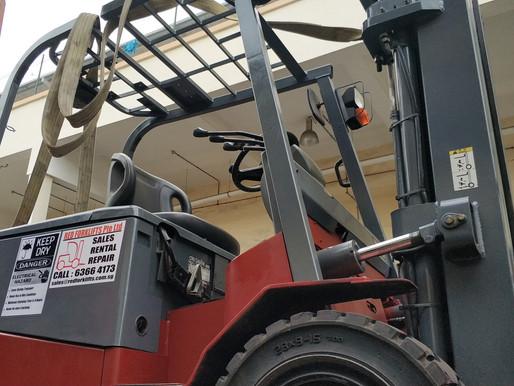 Benefits of Long-Term Forklift Rentals