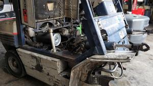 forklift brake repair