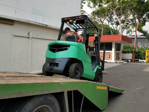 Forklift Rental For Your Operation In Singapore
