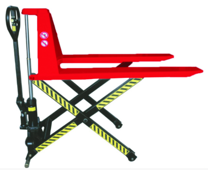 High Lift / scissors hand pallet truck