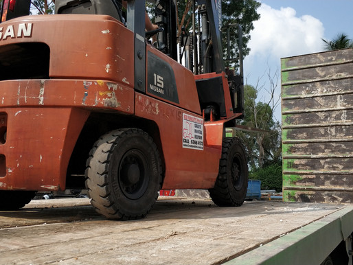 WHEN TO CHOOSE A FORKLIFT RENTAL VERSUS PURCHASE