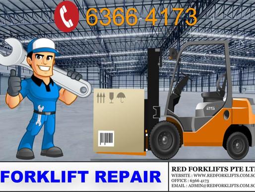 Best Forklift Repair In Singapore