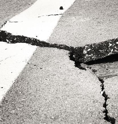 Cracked Asphalt