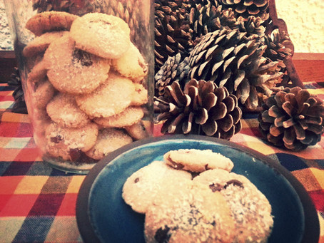 עוגיות כיפיות חורפיות ועשירות טעימות טעימות..