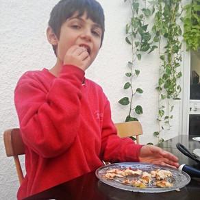 פיצה ללא גלוטן מקראסט כרובית