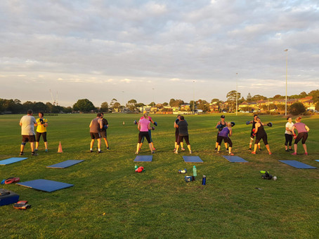 Get Your Muscles Pumping With PunchRunLift- The Best Outdoor Training Facility in Sydney