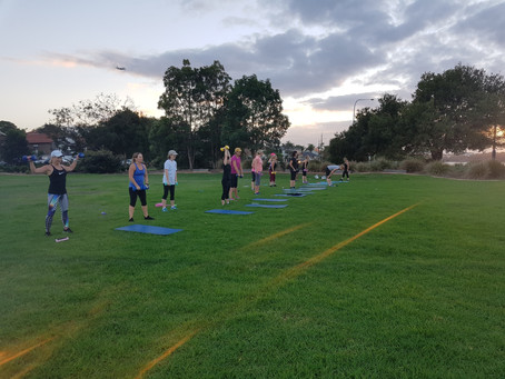 PunchRunLift- One Of The best Outdoor Gyms In Five Dock
