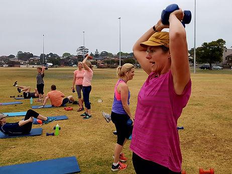 Outdoor Exercise Punchrunlift.com.au