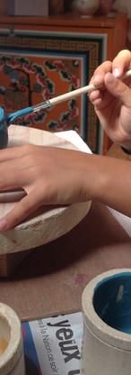Cours et stages de céramique