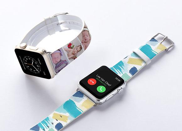 Bracelet Apple Watch à personnaliser