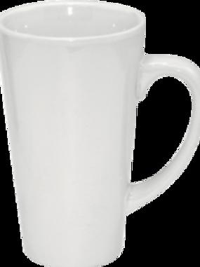 Mug latte conique grand modèle