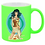 Thumbnail: Mug fluorescent