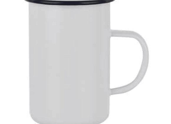 Mug inox émaillé 450ml
