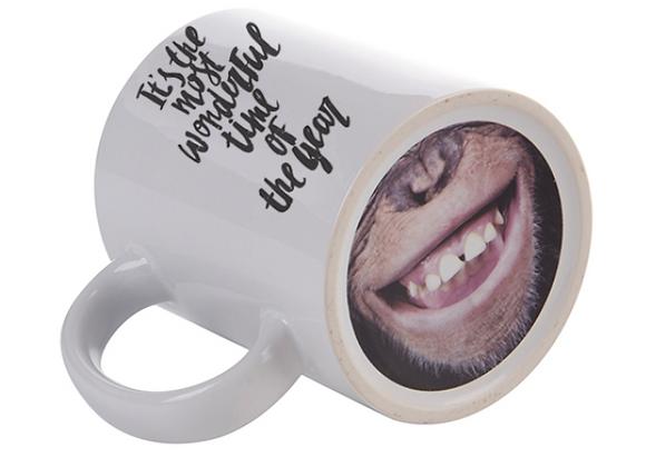 Mug dessous imprimé