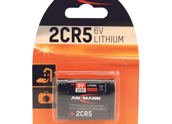 Pile 2CR5 - 6V
